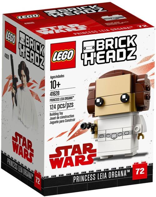 LEGO Star Wars Brick Headz Princess Leia Organa Set #41628