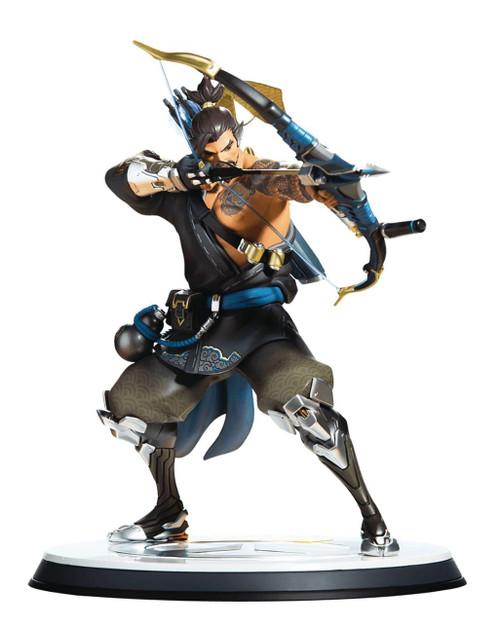 Overwatch Hanzo 12-Inch Statue