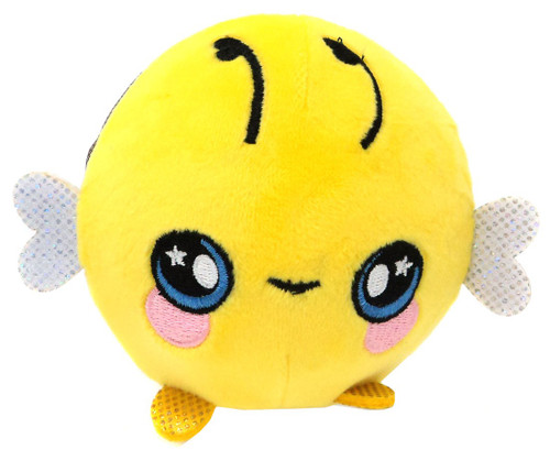 Squeezamals Yonce Bee Exclusive 3.5-Inch Plush