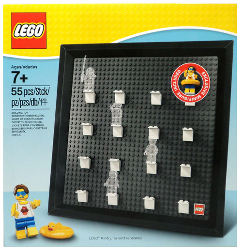 LEGO Minifigure Collector Frame Exclusive Set #5005359