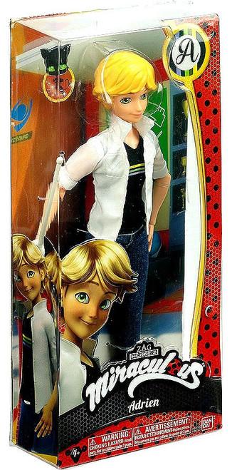 Zag Heroez Miraculous: Tales of Ladybug & Cat Noir Adrien 10-Inch Doll