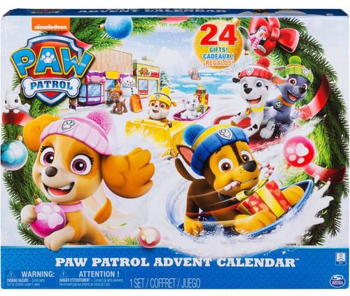 Paw Patrol 2018 Advent Calendar Set