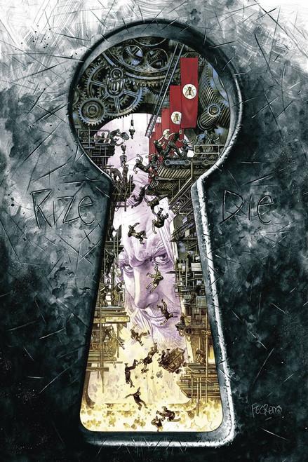 Dark Horse Fight Club 3 #1 Comic Book [Cover D Duncan Fegredo Variant Cover]