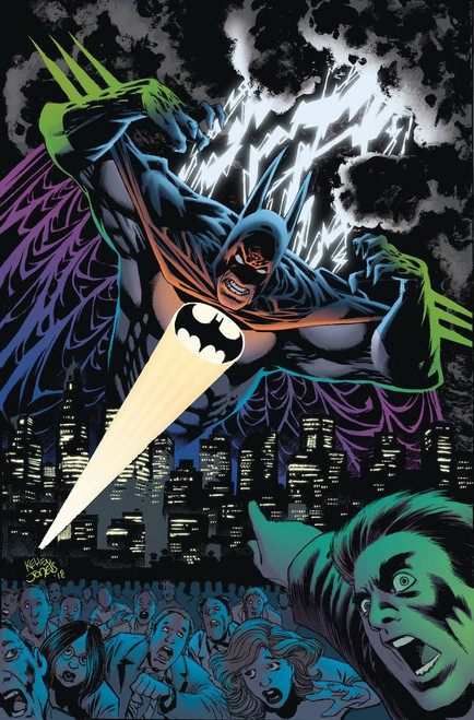DC Batman Kings of Fear #4 of 6 Comic Book