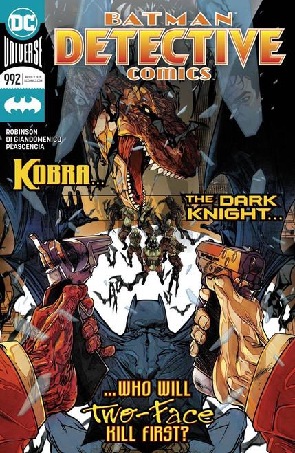 DC Detective Comics #992 Comic Book