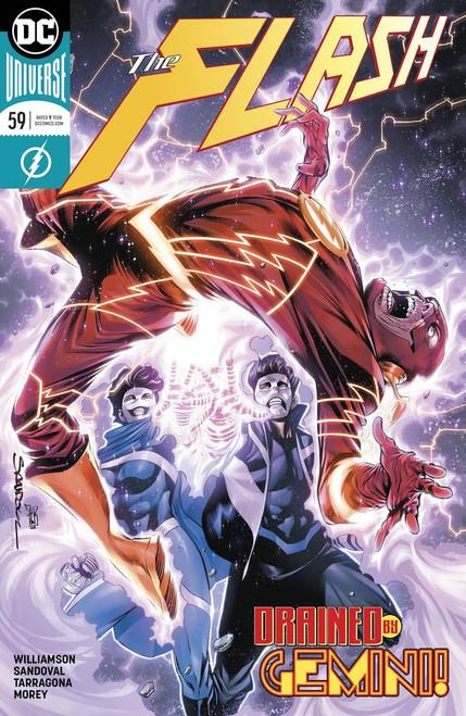DC The Flash #59 Comic Book