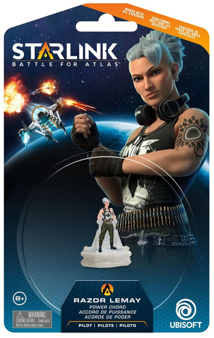 Starlink: Battle For Atlas Razor Lemay Pilot Pack