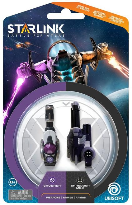 Starlink: Battle For Atlas Crusher & Shredder Mk. 2 Weapon Pack