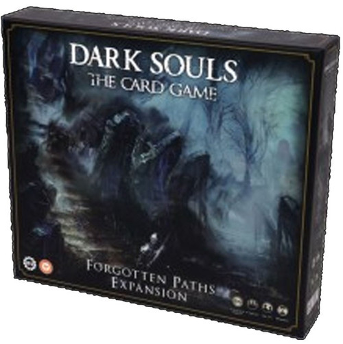 Dark Souls Forgotten Paths Card Game Expansion