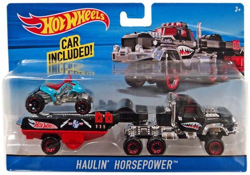Hot Wheels Haulin' Horsepower Die-Cast Car
