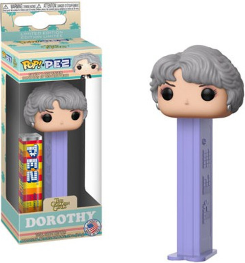 Funko Golden Girls POP! PEZ Dorothy Candy Dispenser