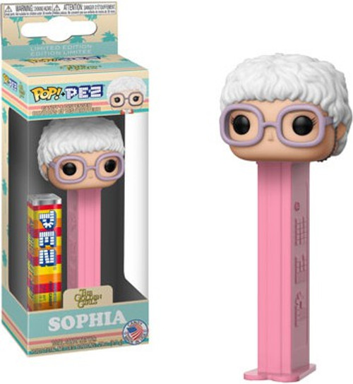 Funko Golden Girls POP! PEZ Sophia Candy Dispenser