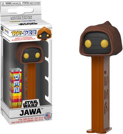 Funko Star Wars POP! PEZ Jawa Candy Dispenser