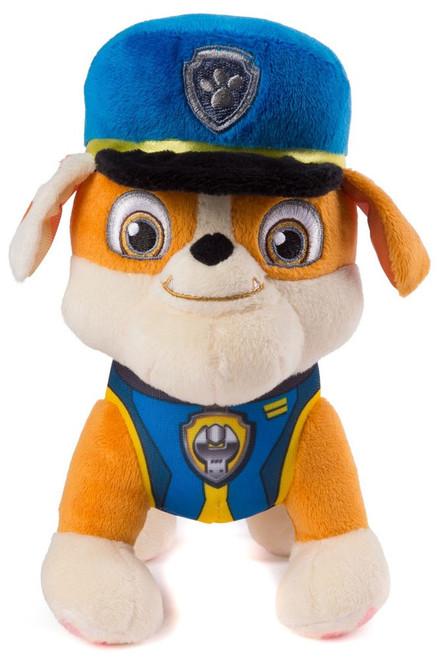 Paw Patrol Ultimate Rescue Police Rubble Plush [Blue]