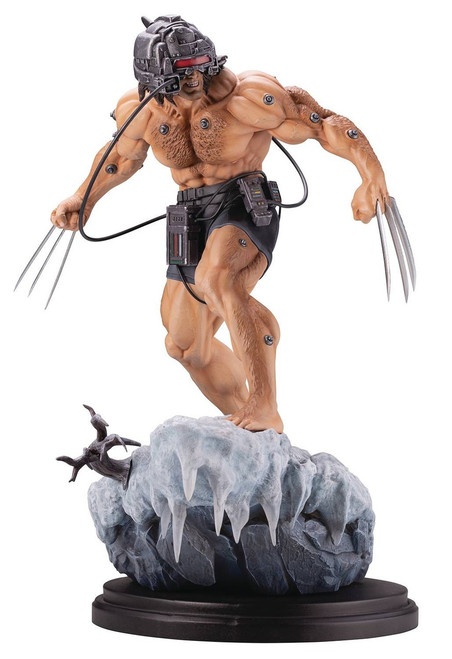 Marvel X-Men Weapon-X Fine Art Statue