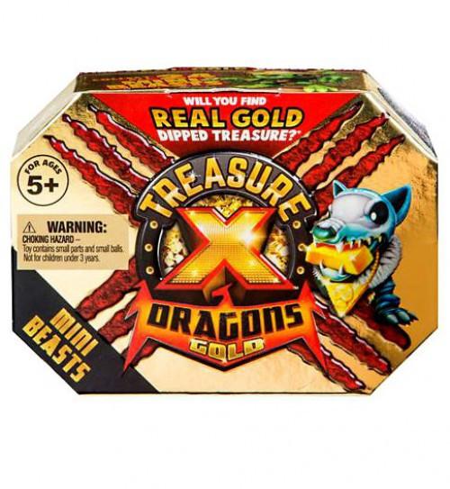 Treasure X Series 2 Dragons Mini Beasts Mystery Pack
