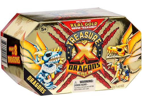 Treasure X Series 2 Dragons Mystery Pack
