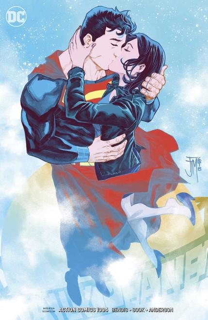 DC Action Comics #1004 Comic Book [Francis Manapul Variant]