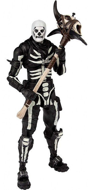McFarlane Toys Fortnite Premium Series 1 Skull Trooper Action Figure