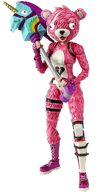 McFarlane Toys Fortnite Premium Series 1 Cuddle Team Leader Action Figure