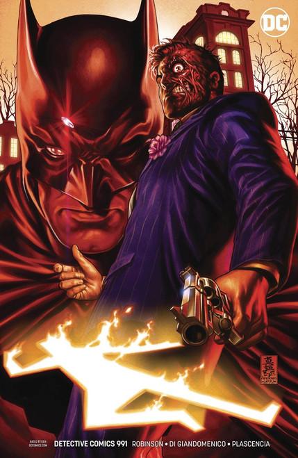 DC Detective Comics #991 Comic Book [Mark Brooks Variant]