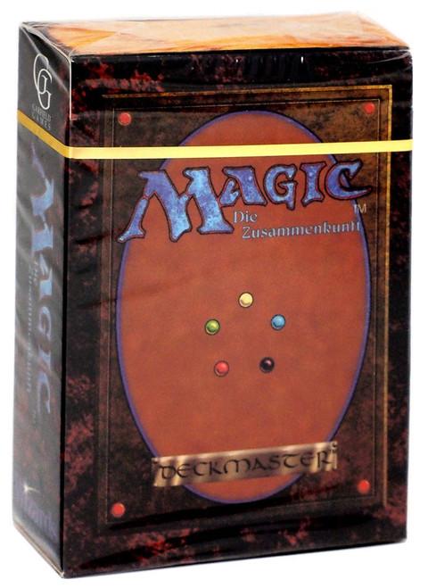 MtG Trading Card Game Revised German Black Bordered Starter Deck