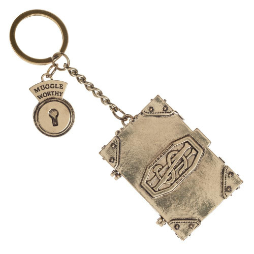 Harry Potter Fantastic Beasts and Where to Find Them: The Crimes of Grindelwald Newt's Briefcase Keychain
