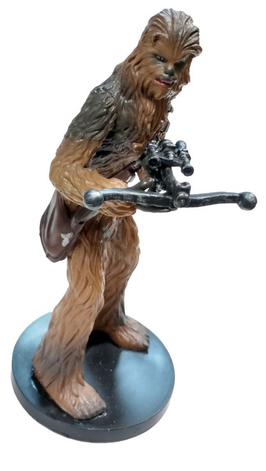 Disney Star Wars A New Hope Chewbacca PVC Figure [Loose]