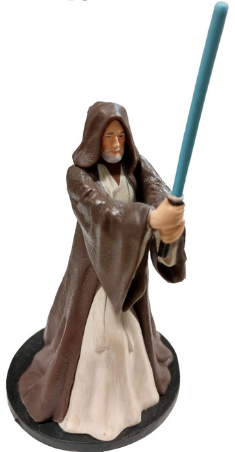 Disney Star Wars A New Hope Obi-Wan Kenobi 4-Inch PVC Figure [Loose]