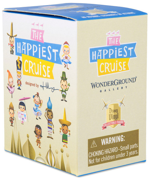 Disney Wonderground Gallery The Happiest Cruise Series 3 Exclusive Mystery Pack