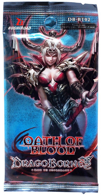 Dragoborne Rise to Supremacy Oath of Blood Booster Pack