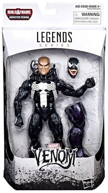 Marvel Legends Monster Venom Series Venom Action Figure [Damaged Package]