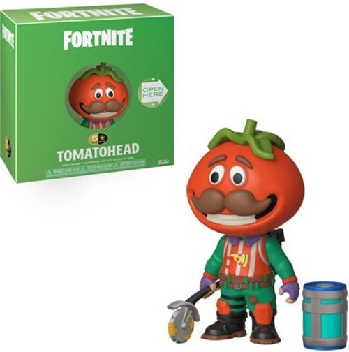 Fortnite Funko 5 Star Tomato Head Vinyl Figure [With Chug Jug]