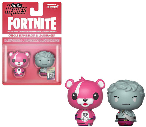 Funko Fortnite Pint Size Heroes Cuddle Team & Love Ranger Vinyl Figure 2-Pack