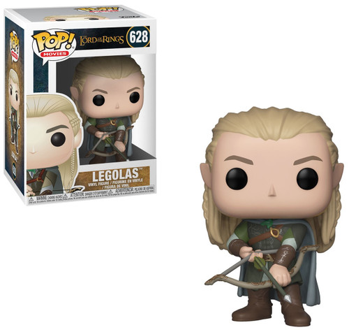 Funko Lord of the Rings POP! Movies Legolas Vinyl Figure #628 [With Bow]