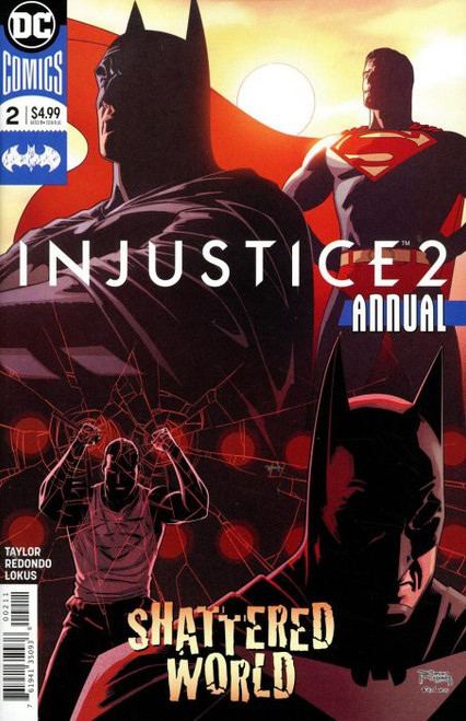 DC Injustice 2 #2 Annual Comic Book