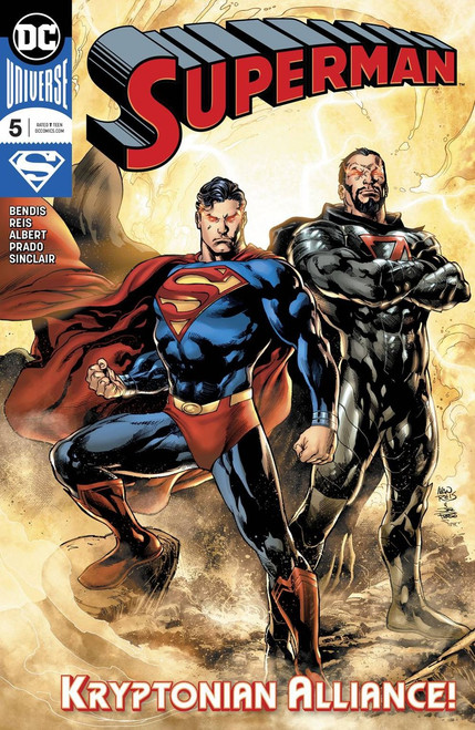 DC Superman #5 Comic Book