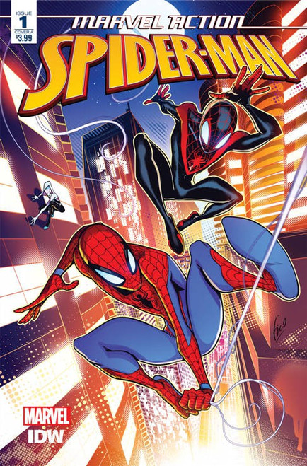 IDW Spider-Man #1 Comic Book