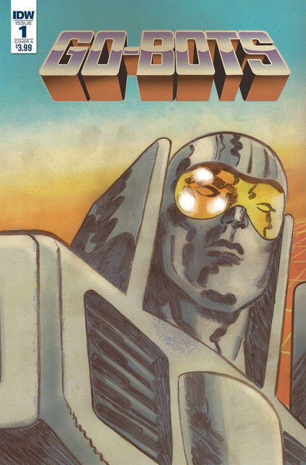 IDW Go-Bots #1 Comic Book