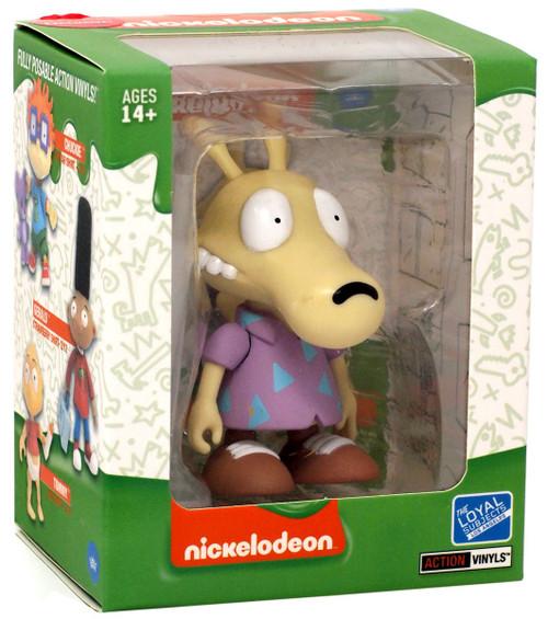 Nickelodeon Rocko's Modern Life Action Vinyls Rocko Exclusive Vinyl Figure [Inverted Shirt]