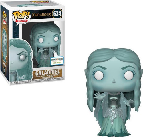 Funko Lord of the Rings POP! Movies Galadriel Exclusive Vinyl Figure #634 [Tempted]