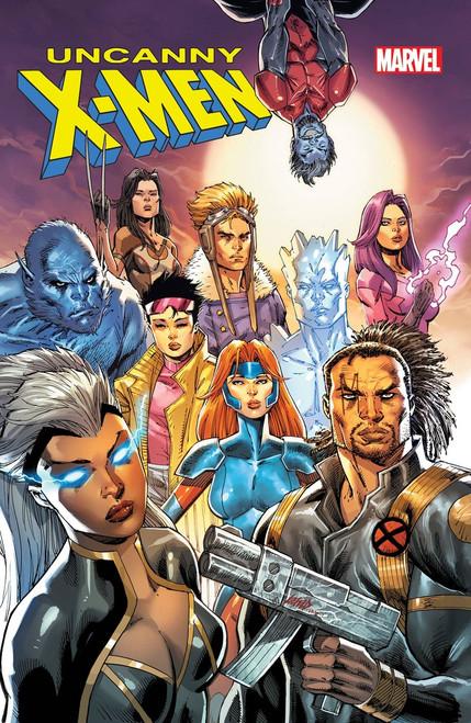 Marvel Comics Uncanny X-Men #1 Comic Book [Rob Liefeld Variant Cover]