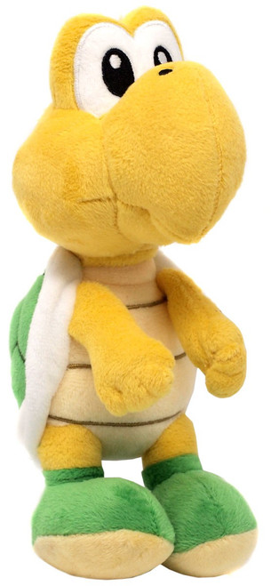 Super Mario All Star Collection Koopa Troopa 6-Inch Plush