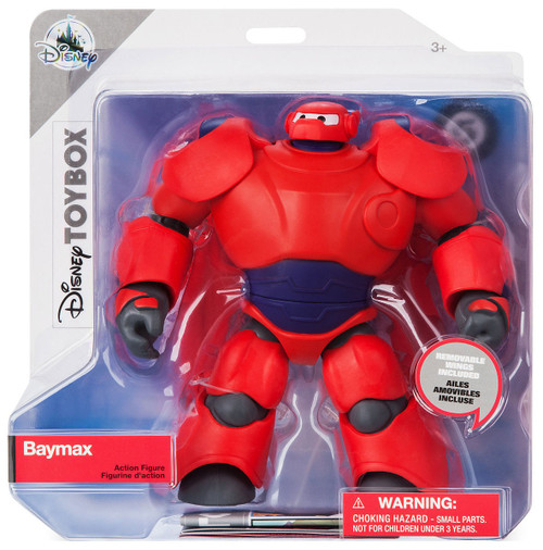 Disney Big Hero 6 Toybox Baymax Exclusive Action Figure