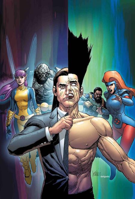 Marvel Comics Uncanny X-Men #3 Comic Book