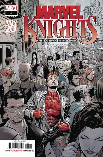 Marvel Comics Marvel Knights #1 of 6 Comic Book