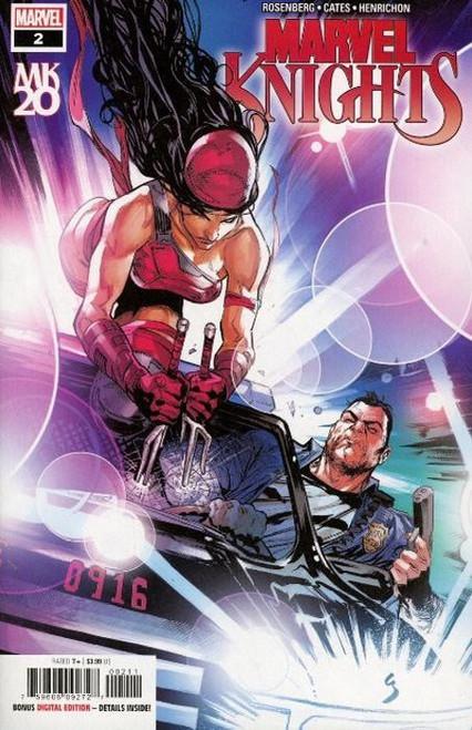 Marvel Comics Marvel Knights #2 of 6 Comic Book