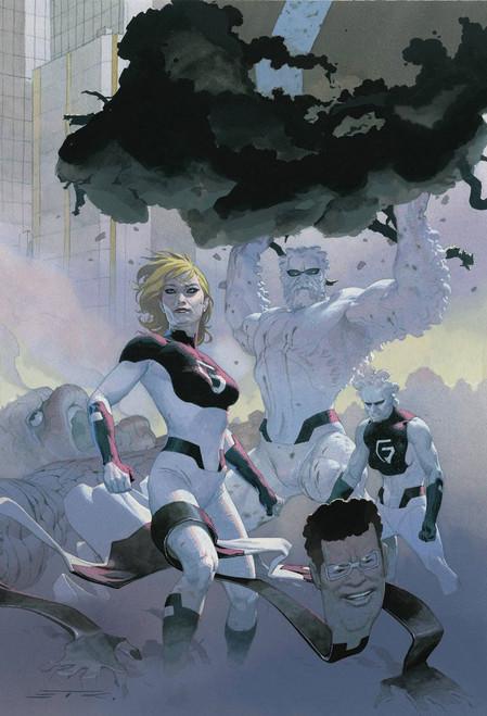 Marvel Comics Fantastic Four #4 Comic Book