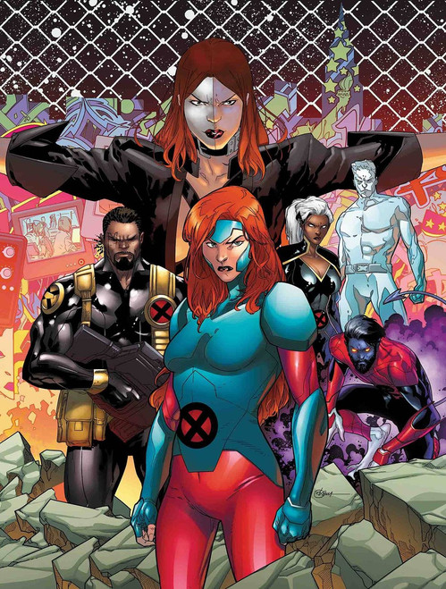 Marvel Comics Typhoid Fever X-Men #1 Comic Book