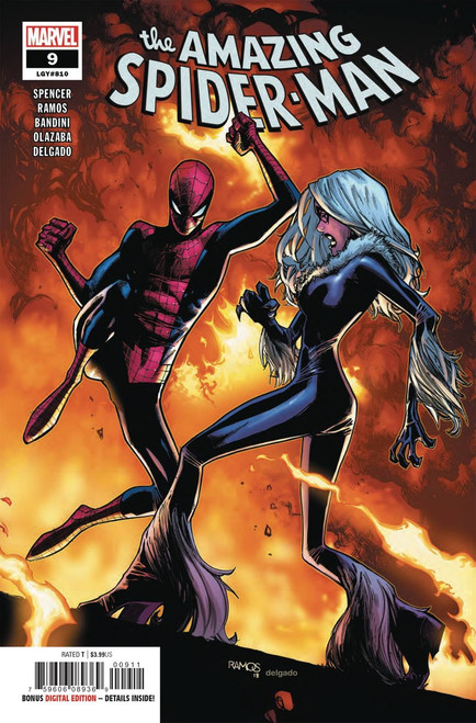 Marvel Amazing Spider-Man #9 Comic Book
